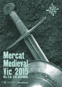 mercat-medieval-de-vic-2015-programa-y-cartel